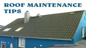 5 Roof Maintenance Tips - BestRoofPaint