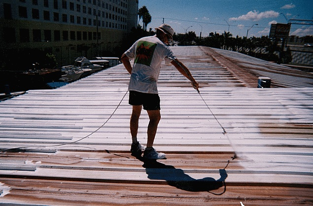 The Key to a Successful Roof Coating - bestroofpaint